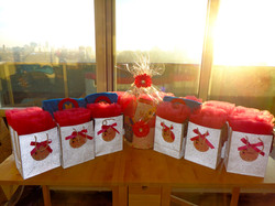 Loot bags are ready!