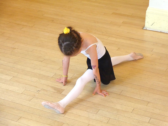 BALLET 2 Tuesday 4:00-5:00 ALMOST FULL!