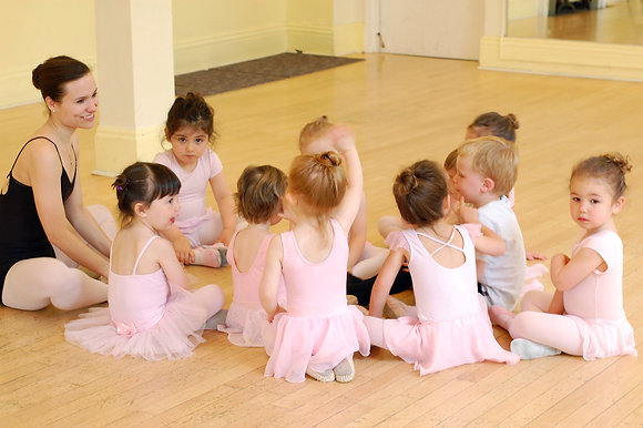 PRE BALLET Thursday 12:30-1:00