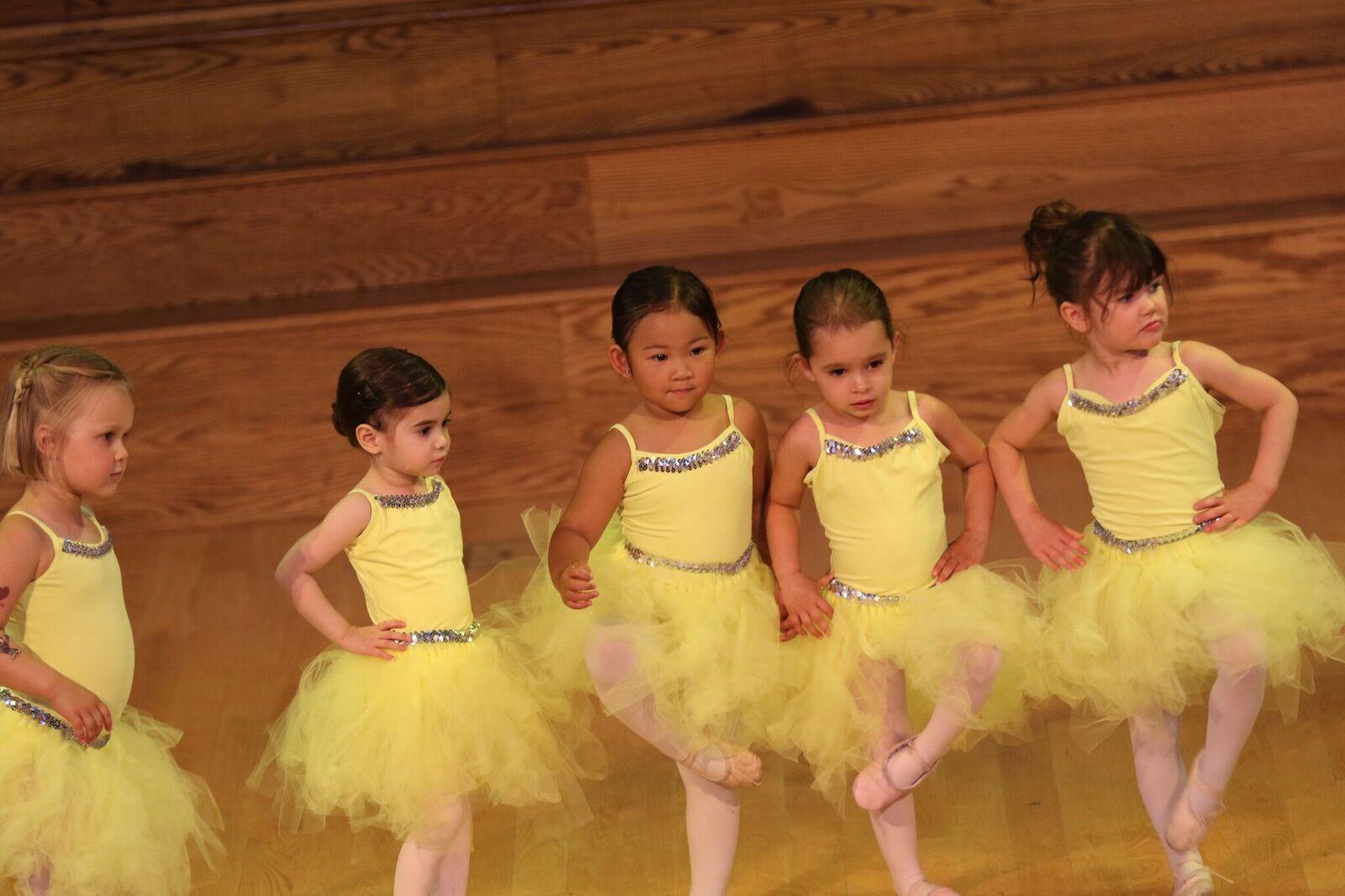 Recital 2016-Ballet 1