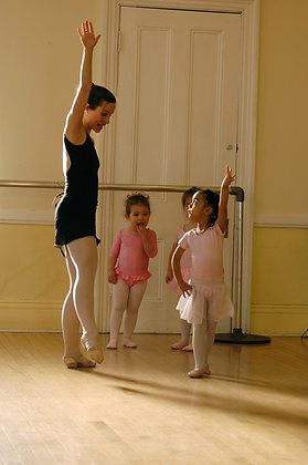 Pre Ballet Tuesday 3:30-4:00