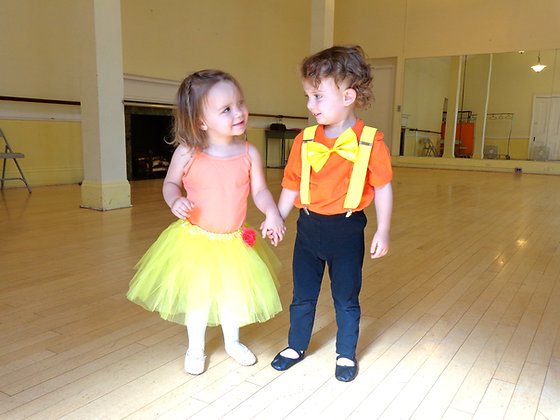 PRE DANCE Wednesday 3:30-4:00