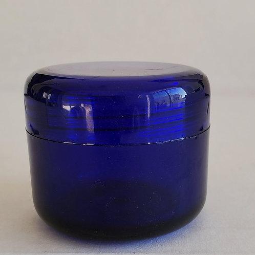 9999  Tarro Plastico Azul 15 gr C/Tapa  Pack 18 Pzas.