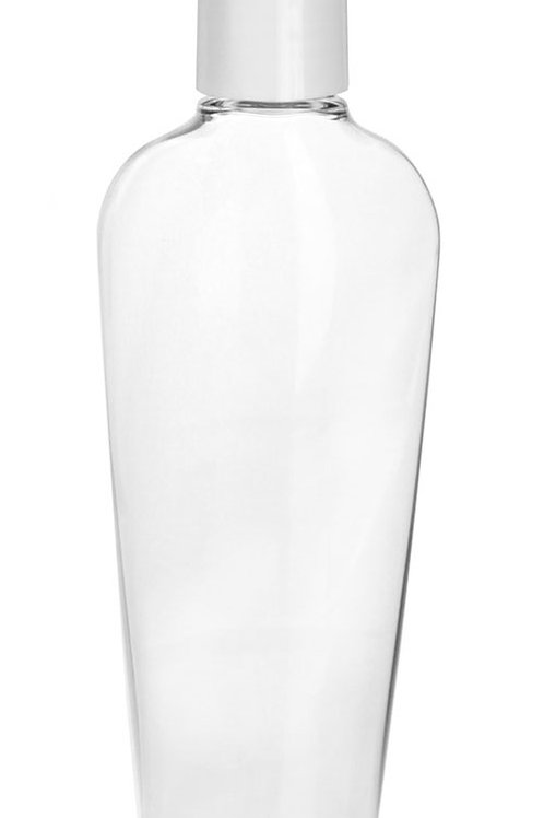 0143-05 Envase PETOval  C/Tapa Disco 240 ml Paq. 22 Pzas