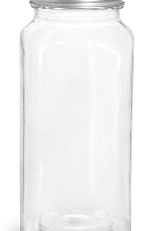 0059-18 Envase PET 470gr C/Tapa Aluminio Pack: 9 Pzas