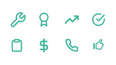 Fanfood icons