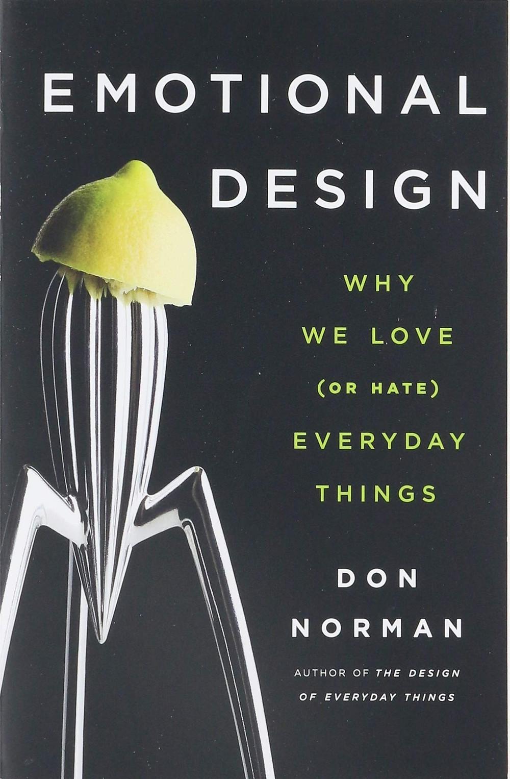 Emotional Design Cover Image