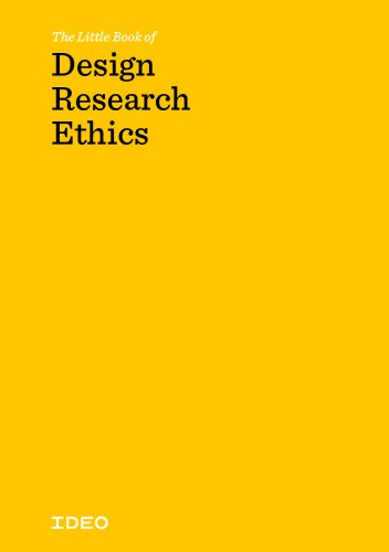 The Little Book of Design Research Ethics Book Image