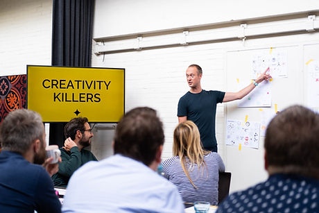 Creativity Club - Bootcamp 11