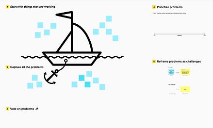 Mural Sailboat Session - Creativity Club