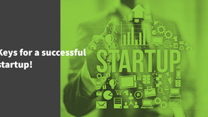Keys for a successful startup!