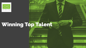 Winning & Attracting Top Talent for Your Organization