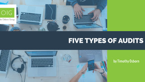 Five Types of Audits