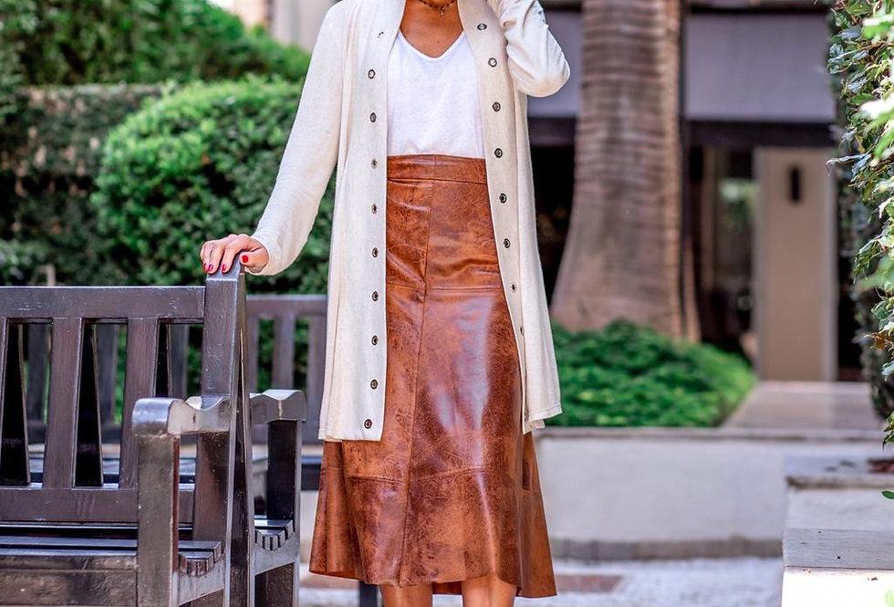 Saia Leather Fake