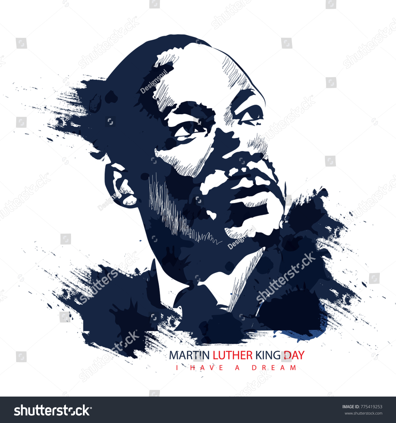 stock-vector-martin-luther-king-jr-77541