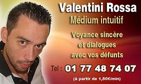 Que vous soyez en France, Belgique, Suisse, Canada, une voyance par téléphone ou par mail, le Cabninet Valentini et Valentini Rossa répond à toutes vos questions de voyance pas chere grâce a un voyant gratuit