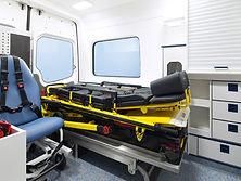 Rapatriement ambulance Espagne Belgique