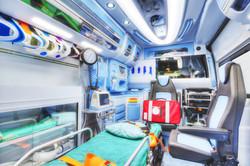 Ambulance Pour CHU Liège