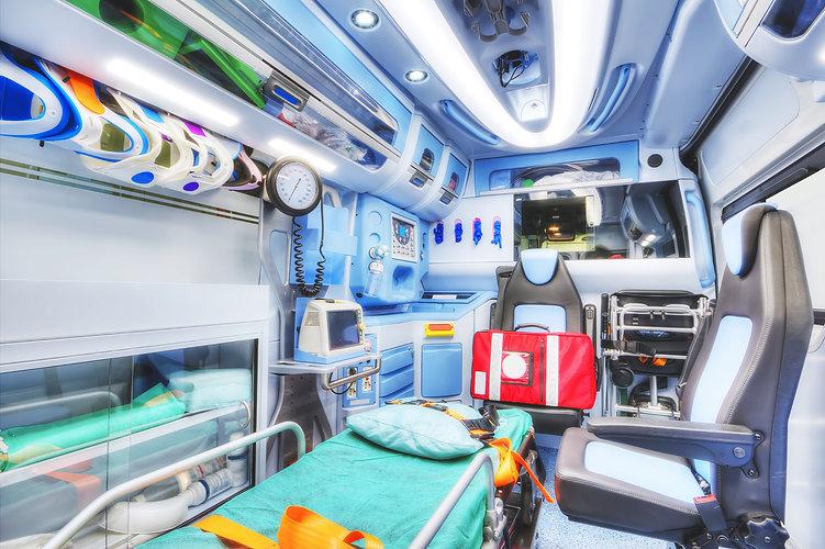 hospitalisation par ambulance
