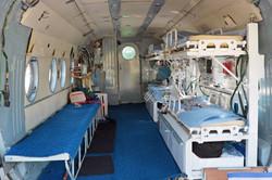 Transfert Aéroport Hôpital Ambulance