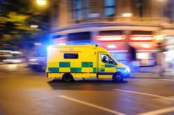 Ambulance de réanimation