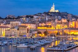 Ambulance Marseille, France