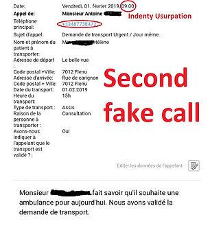 fake-call-dany-blairon-wallonie-ambulance-belgium