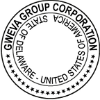 Gweva Group Corporation Stamp
