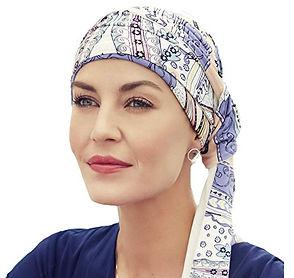 Des bonnets pour le cancer