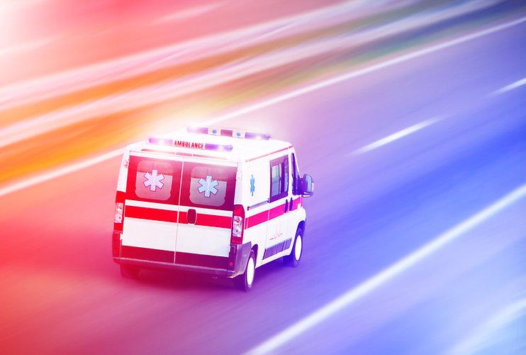 Hospitalisation par ambulance Mons