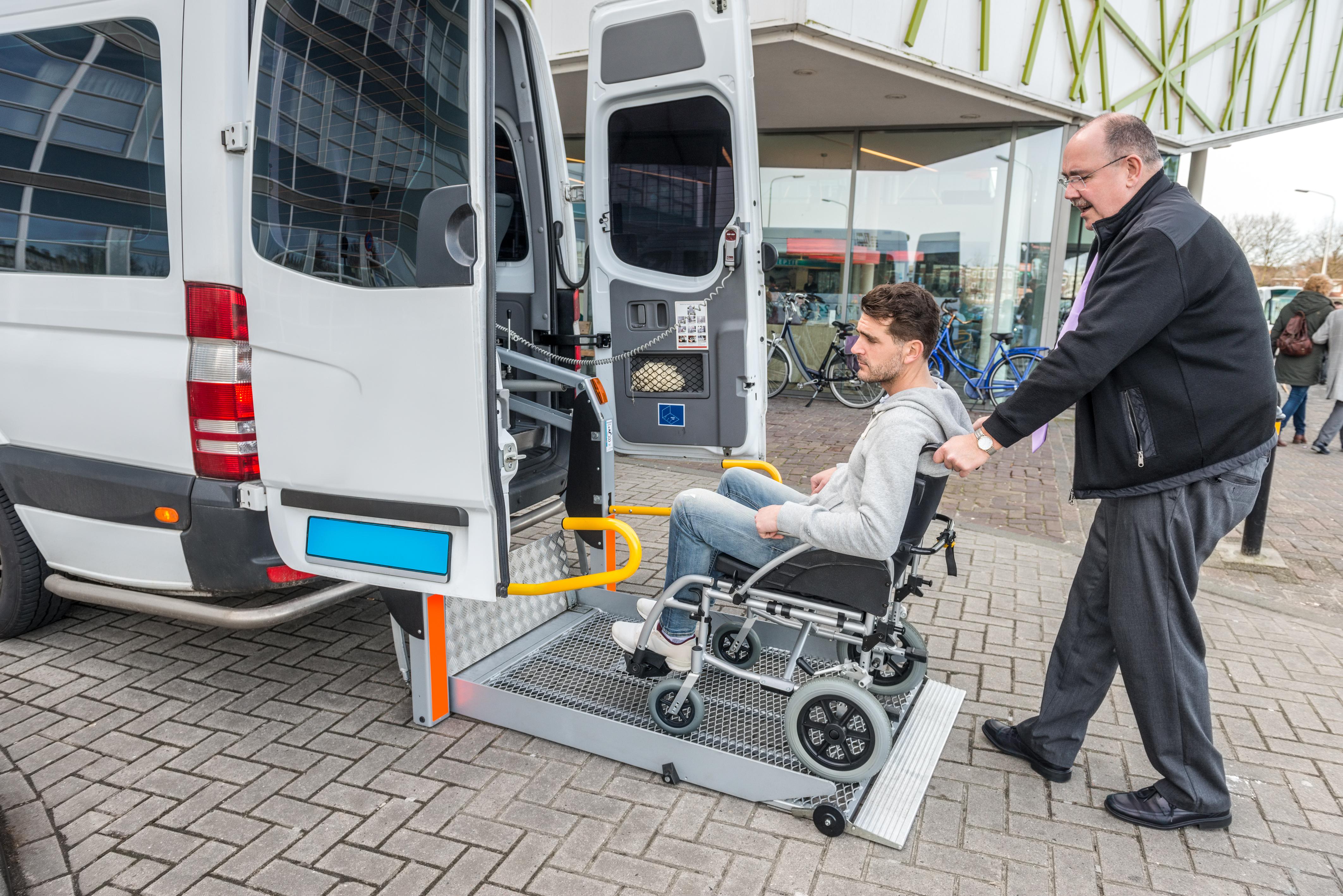 Transport A Mobilité Réduite