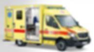 Ambulances Hainaut
