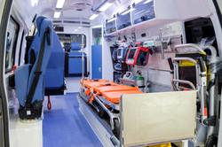 Prix D'Une Ambulance Belge