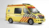 Rapatriement Par Ambulance