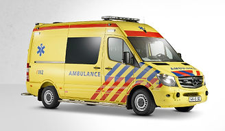 Rapatriement Par Ambulance