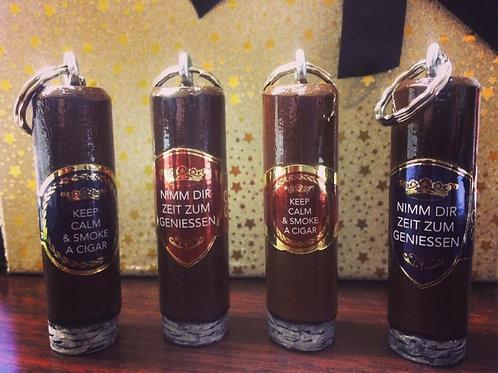 Zigarren Schlüsselanhänger