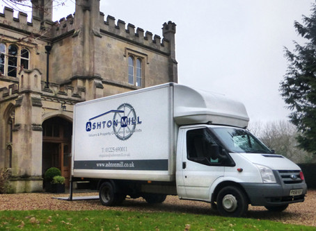 Delighted to have been of assistance to Karen and Jim with the clearance of Warleigh Manor, Bath