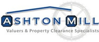 Ashton Mill Valuers & Property Clearance Logo. House clearance, removals, downsizing, waste diposal, recycling, storage