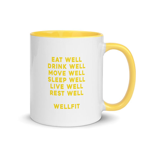 WELLFIT mug