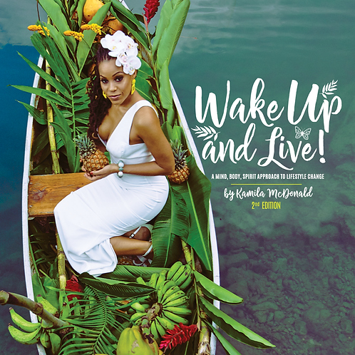 Wake Up & Live Book | 2nd Edition |