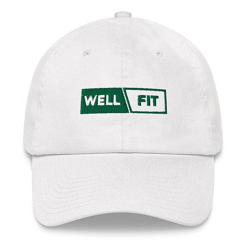 WELLFIT Cap White