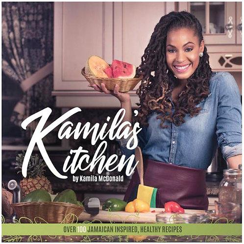 Kamila's Kitchen Recipe Book
