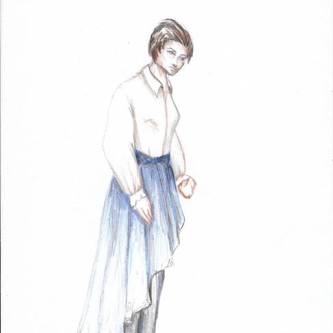 Viola Feminine Rendering