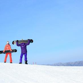 เริ่มต้น ฤดูหนาวนี้ที่ สกี รีสอร์ท ในเกาหลี