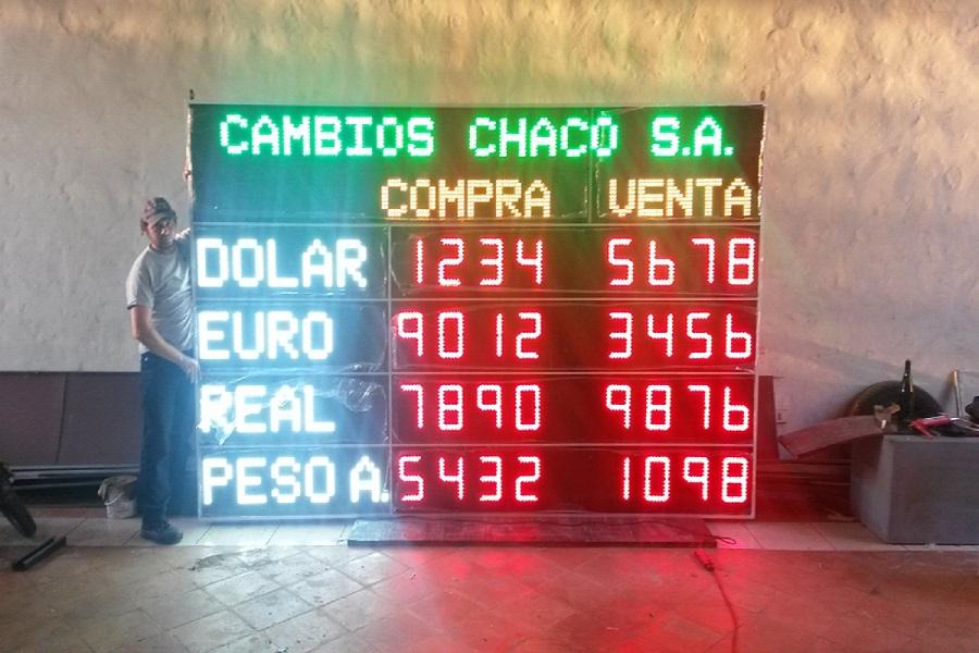 CHACO VILLA MORRA