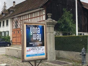 Konzert Bücheler Hus 4.9.20