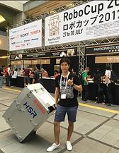 Minyu Kim Robocp@Home 2017 Nagoya, Japan