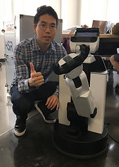 Minkyu Kim robot HSR