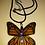 Thumbnail: Full Monarch Wings Pendant