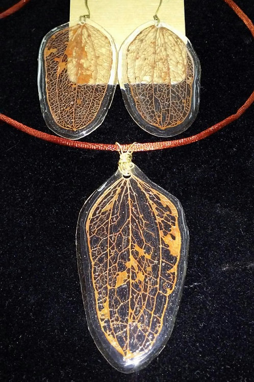 Skeleton Leaf Set